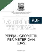 Modul Pepejal Geometri Dan Bulatan