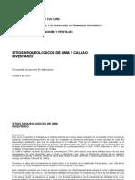 388492148 Inventario Arqueologico de Lima INC Doc
