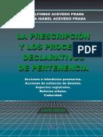 Prescripción  y los procesos declarativo