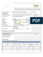 Job Application Form_Little Thinkers