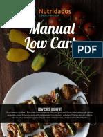 Nutridados Manual Low Carb