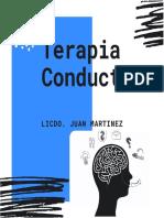 TRABAJO FINAL Terapia Conductual