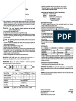 5LB - SO2 - Instructions