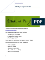 Pangaea Banking Corporation (PBC) $200.00 (USD)