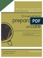 Manual preparacion de café SCAA (1).pdf
