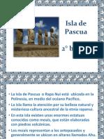 Isla de Pascua Artess