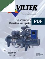 Vilter VSS Screw Compressor - 13668843-MANUAL-VILTER.pdf