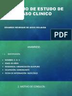 estudo de caso clinico