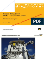 012 Cat-6040AC CAMP-SIL-BCS4 Central Greasing System