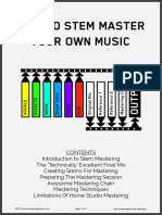 How To Stem Master Your Own Music eBook.pdf