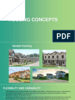 Housing Concepts Ppt2
