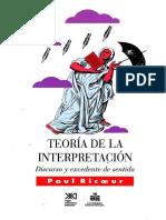 Ricoeur.-Teoria-de-la-interpretacion.-Siglo-XXI.pdf