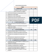Ficha de Recoleccion de Datos