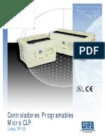CLP TP02  y CLIC 02