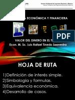 Ingenieria Economica y Financiera. Semana 2