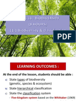 11 1 Biodiversity and Classification
