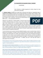 1. Cnrt. Fiscalizacion Del Transporte de Pasajeros Para El Turismo.