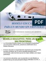 Modelo Educativo Uma
