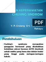 ASKEP CHUSING SINDROM