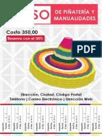 Plantilla de Evento en PDF