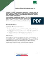 Invitación y Descripción Curso Gestión Del Riesgo de Desastres V12