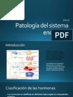 Patología Del Sistema Endocrino