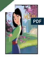 Cuento Mulan