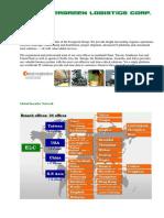Evergreen Logistics Service