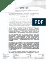 Acuerdo 019 26-07-11 Lineamientos Curriculares