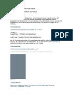 Codigo Organico Integral Penal CAPITULO 1