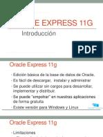 2 Introducci n a Oracle Express