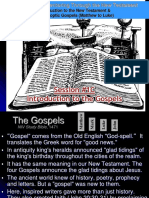 1C Intro to the Gospels PPT