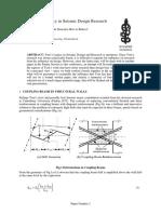 Tom Paulay's Legacy in Seismic Design Research - M.J.N. Priestley