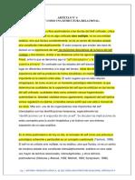 Clinica - LECTURA COMPLENTARIA - ARTÍCULO N° 4  EL SELF COMO UNA ESTRUCTURA RELACIONAL_