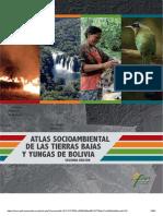 Atlas Socioambiental de Las Tierras Bajas y Yungas de Bolivia (Fan-bo)
