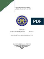 publikasi akuisisi
