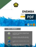 ENEMBA Program Briefing