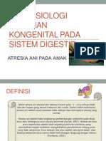 Atresia Ani (Dr Runggu)