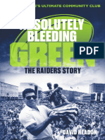 Absolutely Bleeding Green Chapter Sampler