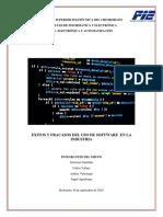 Programación- Exitos y Fracasos Del Desarrollo de Software
