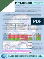 Globe Investment Data