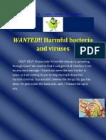 Bacteria and Virus Webquest