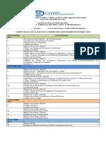Cronograma Orientacion Educativa y Profesional I