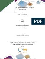 - Paso 1 - Desarrollo Del Pensamiento Científico