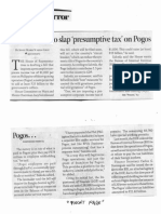 Business Mirror, Oct. 1, 2019, House wants to slap presumptive tax on Pogos.pdf