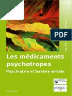 Les médicaments psychotropes