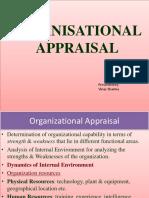 Organisational Appraisal