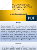 manual azucarero