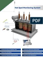 Transformer temperature monitoring system | Rugged Monitoring