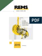 Rems Katalog 2015 Gbrop